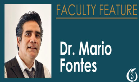 Faculty Feature: Dr. Fontes