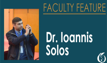 Faculty Feature: Dr. Solos
