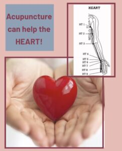 Acupuncture for the Heart