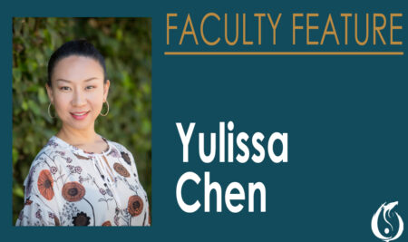 Faculty Feature: Yulissa Chen