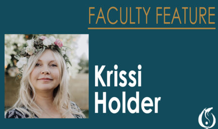 Faculty Feature: Krissi Holder