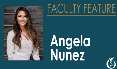 Faculty Feature: Angela Nunez