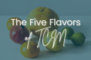 5 Flavors-Blog