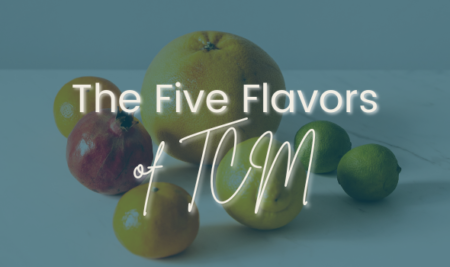 The Five Flavors of TCM